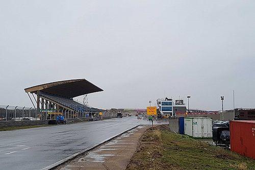 Zandvoort, Şubat ayı sonuna kadar tamamen hazır olacak