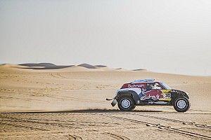 """Sainz : """"C'est plus le rythme d'un rallye que d'un rallye-raid"""""""