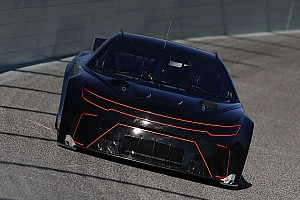 NASCAR bans all non-Next Gen car testing