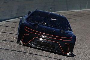 NASCAR bans all non-Next Gen car testing