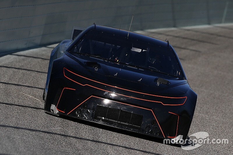NASCAR delays launch of Next Gen car to 2022