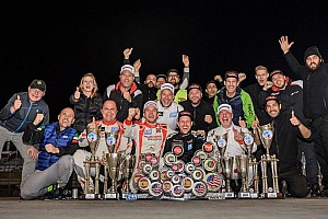 24 H Series mondiales : Autorama champion, Yannick Mettler et Jérôme Ogay titrés