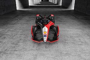 Nissan unveils kimono-inspired Formula E livery