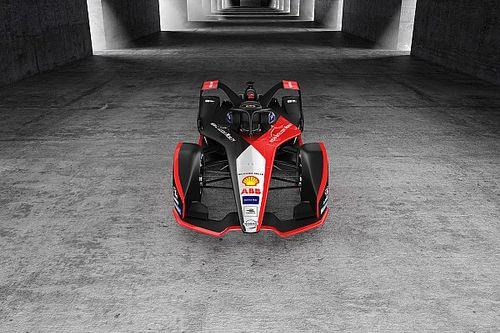GALERIA: Nissan e.dams revela pintura de novo carro na Fórmula E
