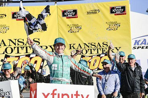 Brandon Jones to remain with JGR's Xfinity program