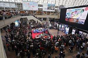 大阪オートメッセ2020が開幕 前年のSGTチャンピオンカーがお出迎え