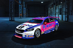 Fullwood's Walkinshaw Holden breaks cover