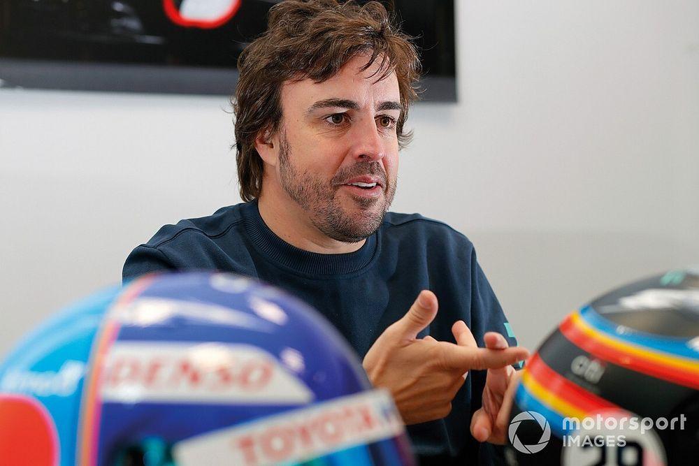 """""""الولاء"""" هو السبب وراء مشاركة ألونسو مع آرو-مكلارين في سباق إندي 500"""