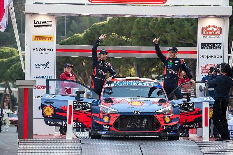 Ważne zwycięstwo dla Hyundaia