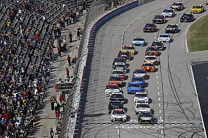 NASCAR will need to be 'open-minded' in re-doing schedule