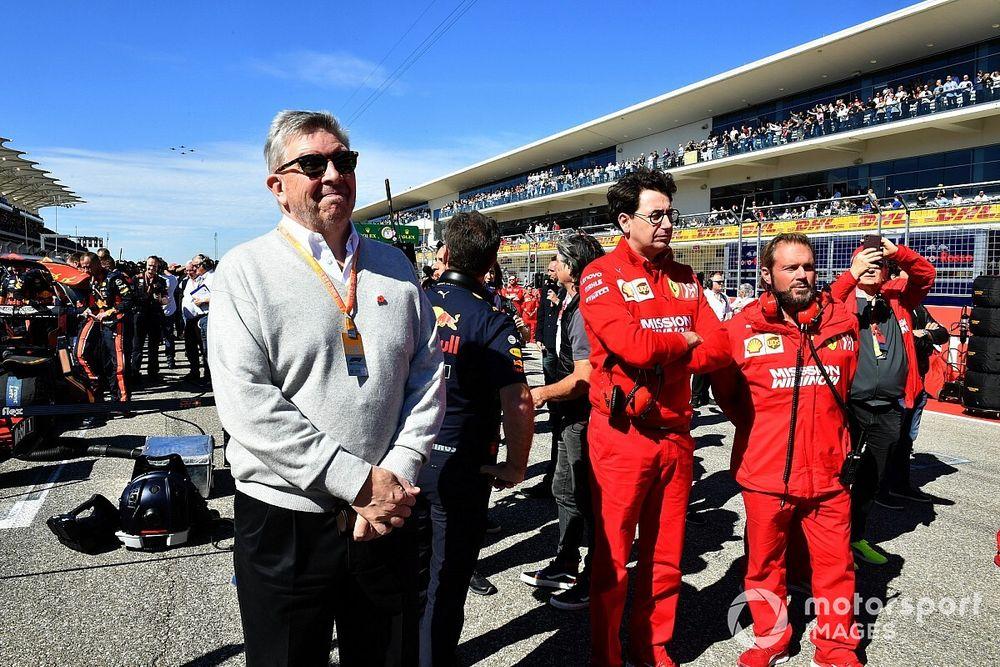 """Brawn est """"fier"""" des efforts de la F1 face au COVID-19"""