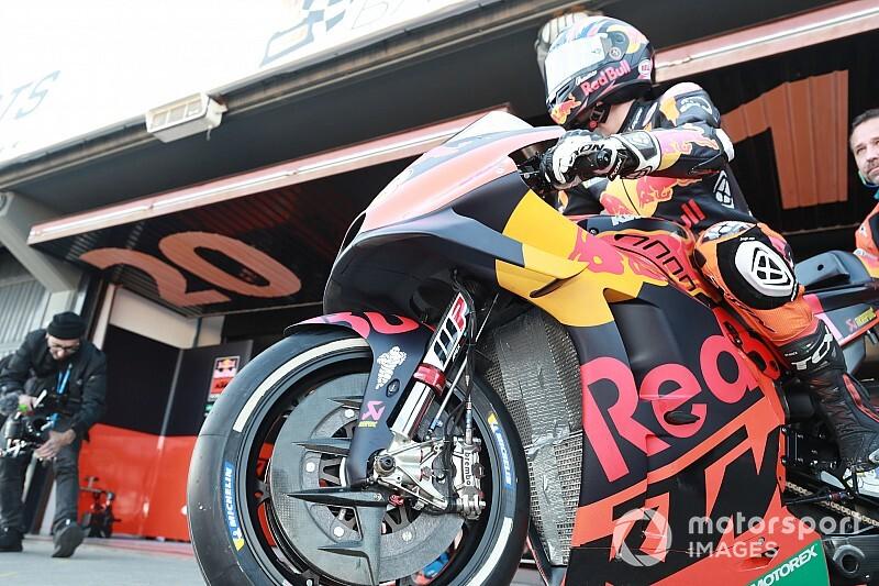 """Binder: """"El agarre de los neumáticos en MotoGP es una locura"""""""