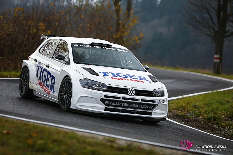 Galeria: Kasperczyk testuje VW Polo R5