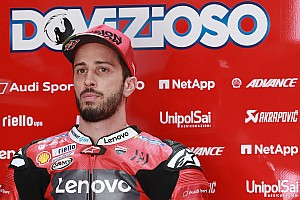 """Dovizioso: """"J'aimerais voir Marquez sur une autre moto"""""""