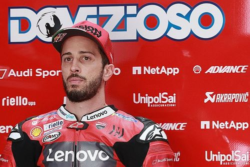 KTM plays down Dovizioso rumours for 2021