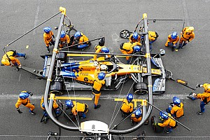 McLaren: 'Massive and painful' task to hit F1's new budget cap