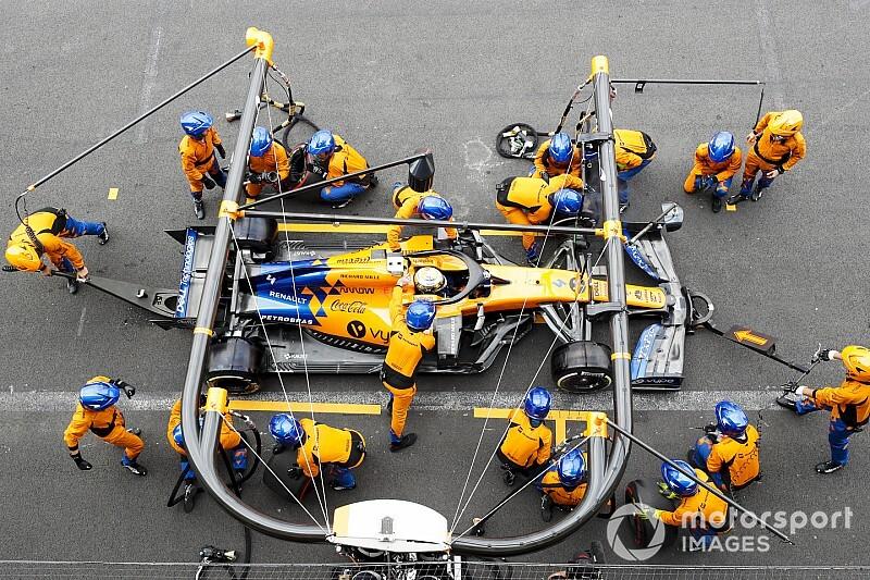 A McLaren már nyomoz az ügyben