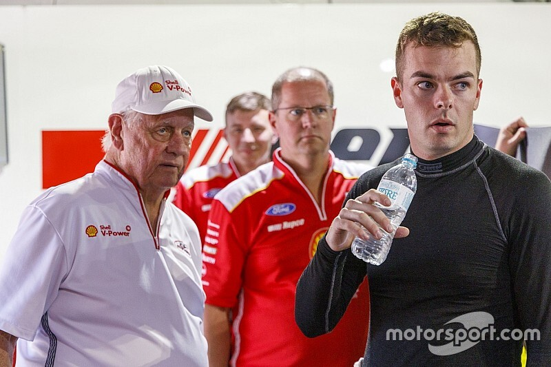 McLaughlin taken to hospital after 43G impact