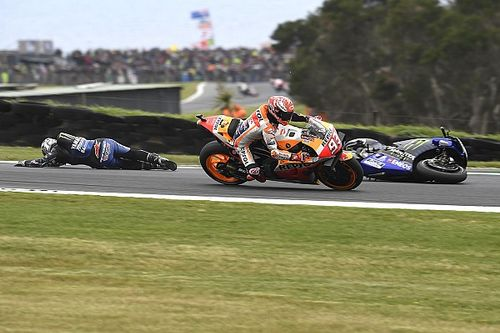 MotoGP Australien 2019: Marquez siegt, Vinales stürzt auf Schlussrunde