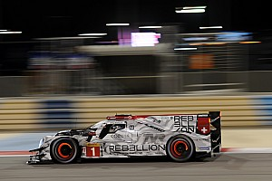 Toyota insists Rebellion is serious threat for LMP1 title