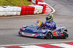 Atuais campeões das 500 Milhas de Kart lideram segundo dia de treinos