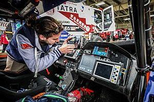 El Dakar va contra las trampas