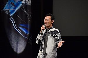 """""""みんな""""の優しさに触れた1年。佐藤琢磨が『TCM 2019』でファンに感謝"""
