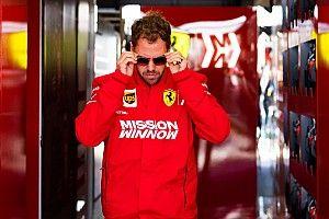 Официально: Феттель покинет Ferrari в конце сезона