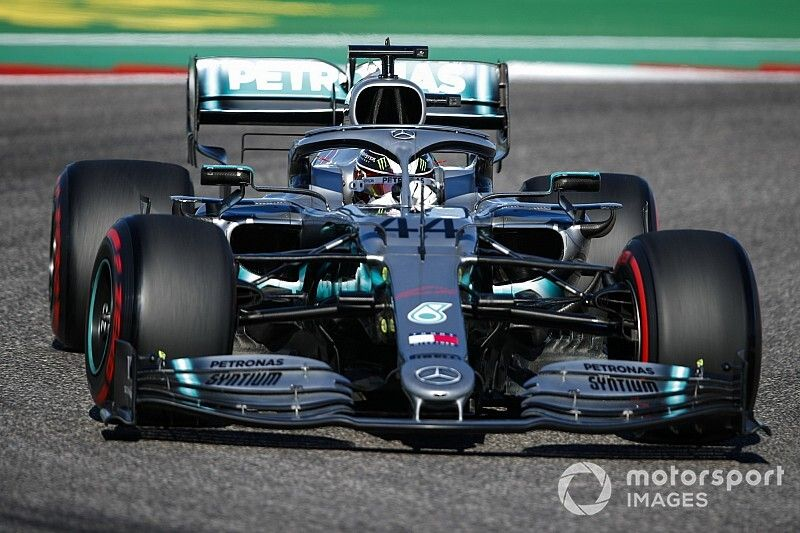 El daño en el volante que pudo costar la victoria a Hamilton