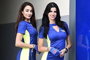 Fotogallery MotoGP: le grid girl del GP della Malesia