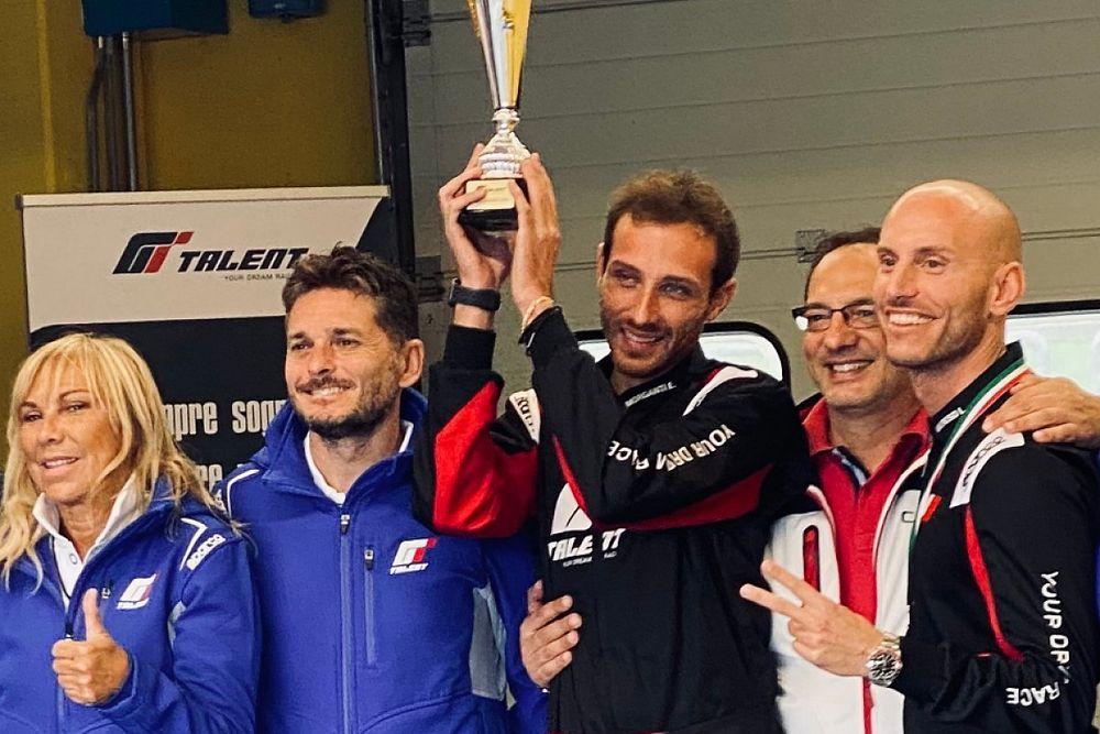 Emanuele Morganti è il primo vincitore di GT Talent