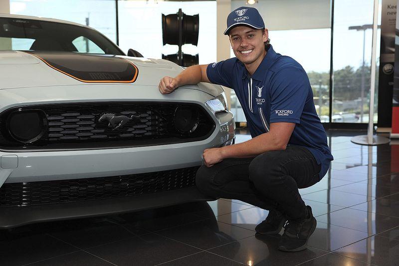 Tickford signs Supercars young gun Kostecki, confirms Le Brocq departure
