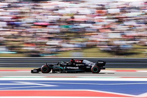 Hamilton: Mercedes 'fell back a little' through practice, qualifying