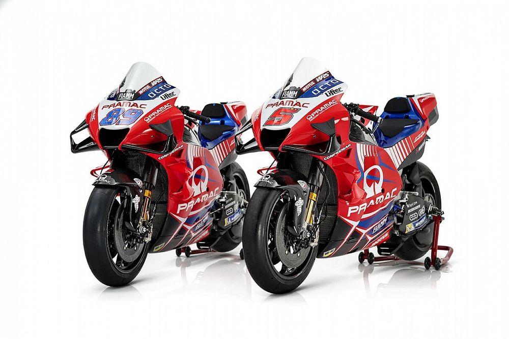 MotoGP: Pramac team satellite Ducati per altri 3 anni