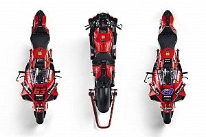 Ducati se félicite de voir les constructeurs japonais copier la Desmo16