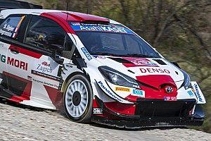 WRC, Toyota: una nuova aerodinamica per avere più deportanza