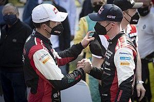 【WRC】オジェとエバンスがクロアチアで1-2。トヨタ豊田社長「メンバー全員で力を発揮してくれている」