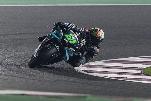 "Struggling Morbidelli has to ""wing it"" in Doha MotoGP race"