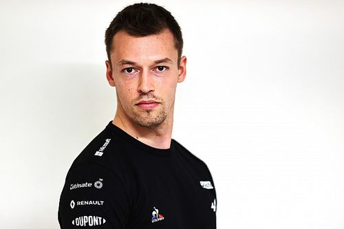 Kvyat joins Alpine as reserve F1 driver