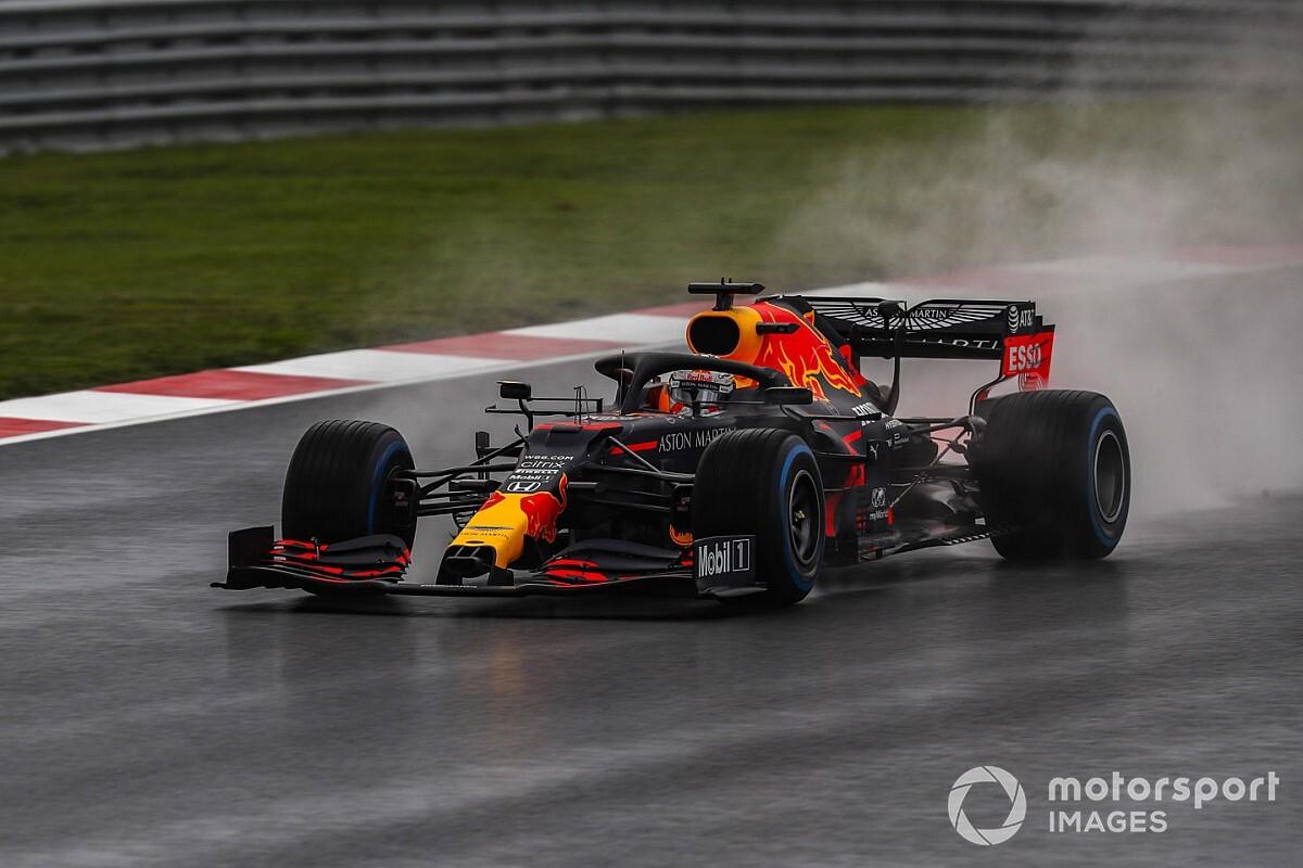 Verstappen Kesal Gagal Amankan Pole GP Turki