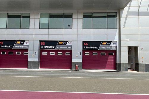 Il box numero 9 in Qatar aspetta già Marc Marquez