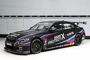 WSR unveils new-look BMW livery for 2021 BTCC season