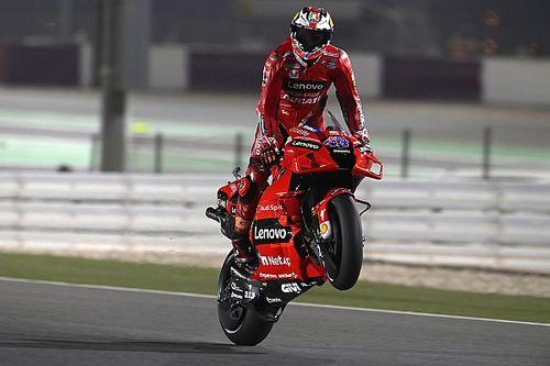 Fotogallery MotoGP: le Prove Libere in Qatar