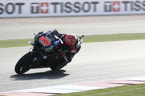 """Quartararo: """"La mejor salida de la Yamaha es lenta al lado de las otras motos"""""""