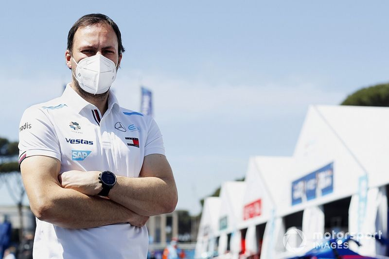 Paffett didn't have DTM return ambitions until 'short notice' deal