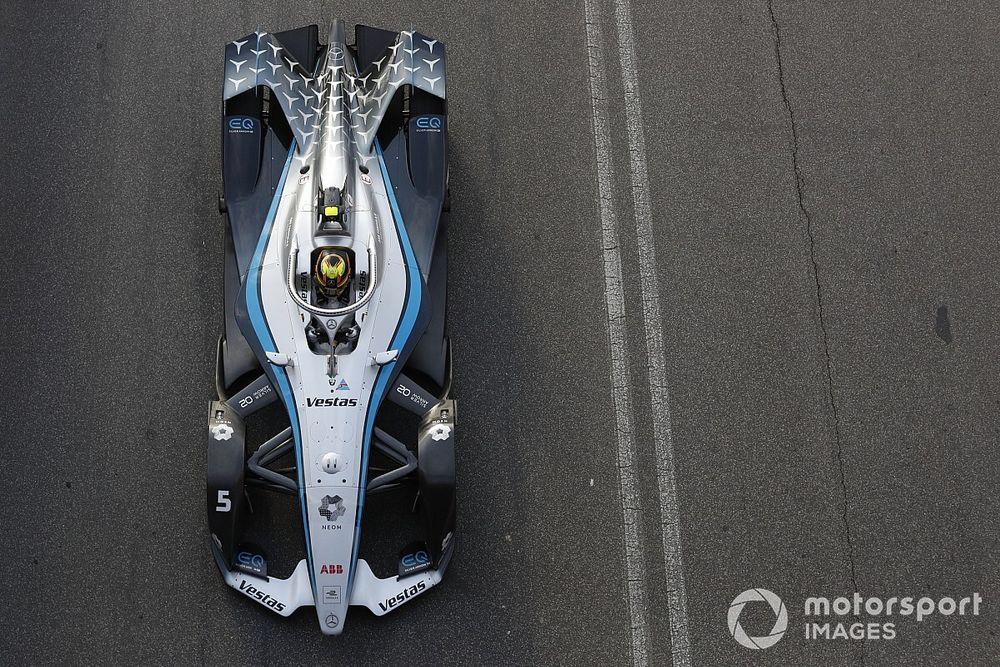 Vandoorne logra la pole del sábado para el E-Prix de Roma