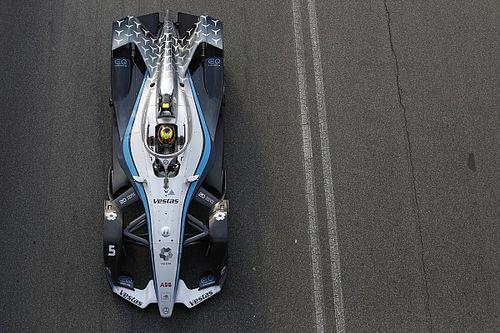 Vandoorne da a Mercedes la pole en el ePrix de Roma I