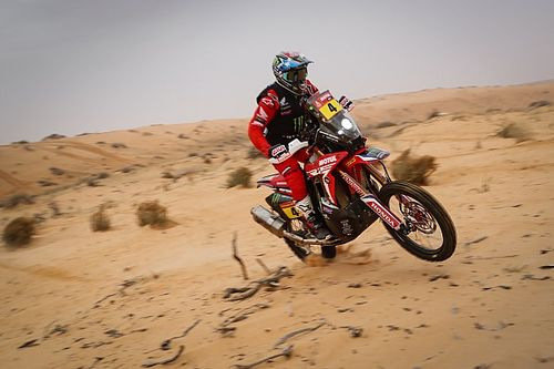 """Dakar, Cornejo: """"Per ora ho in mente solo la tappa di domani"""""""