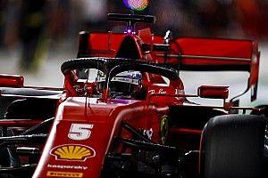 Vettel: sorprendido por la eliminación, pero faltaba potencia