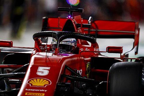 Vettel ikinci bölümde elendiği için şaşkın